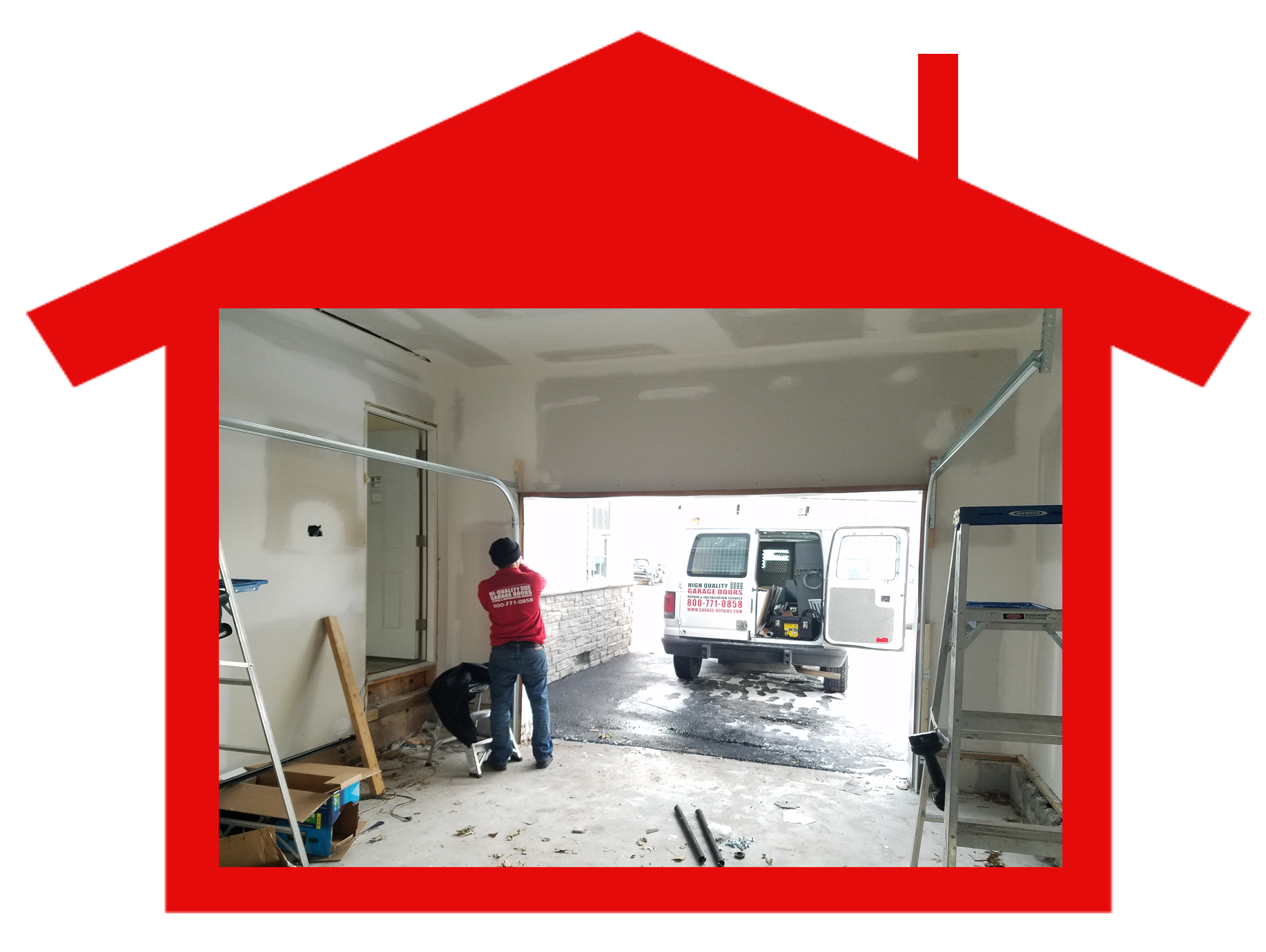Garage Doors Repair Company PA