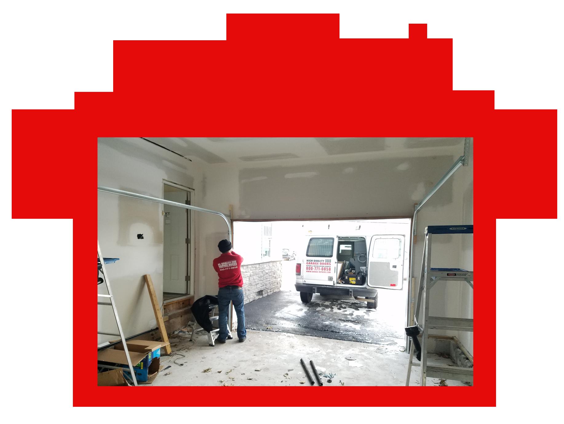 Garage Doors Repair Company PA