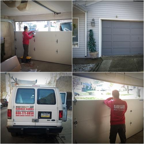 Garage Doors Repair PA