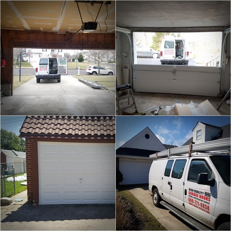 Garage Doors Repair Services Philadelphia